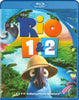 Rio Double Feature (Rio 1/Rio 2)(Bilingual)(Blu-ray) BLU-RAY Movie