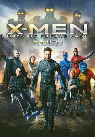 X-Men: Days Of Future Past (Bilingual) DVD Movie