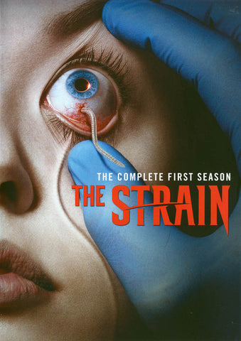 The Strain - Season 1 DVD Movie