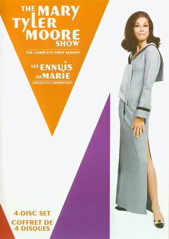Mary Tyler Moore - Season 1 (Bilingual) DVD Movie