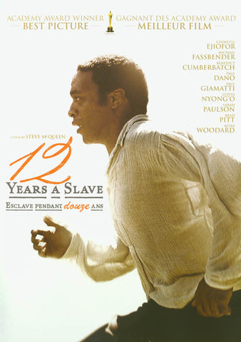 12 Years a Slave (Bilingual) DVD Movie