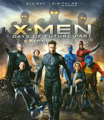 X-Men: Days Of Future Past (Bilingual)(Blu-ray)