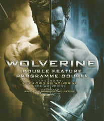 X-Men:Wolverine/The Wolverine (Double Feature)(Bilingual)(Blu-ray)