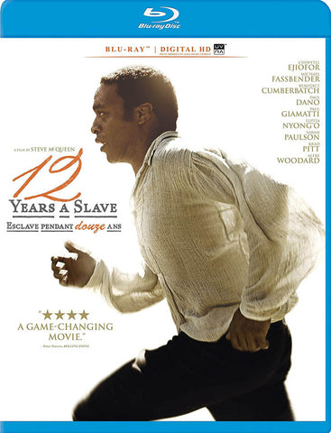 12 Years a Slave (Bilingual)(Blu-ray) BLU-RAY Movie