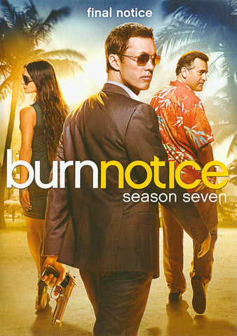 Burn Notice - Season 7 DVD Movie