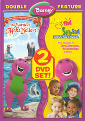 Barney - The Land of Make Believe/Happy Mad Silly Sad (Double Feature)