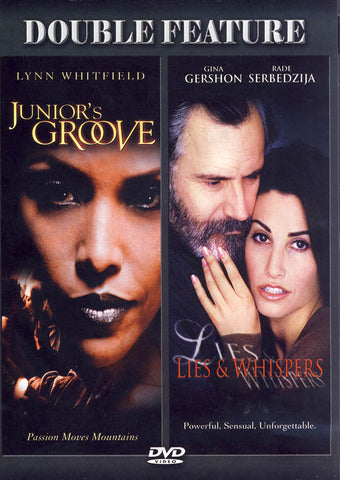 Junior's Groove/Lies & Whisper (Double Feature) DVD Movie