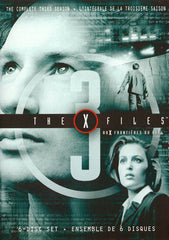 X-Files - Season 3 (Bilingual)