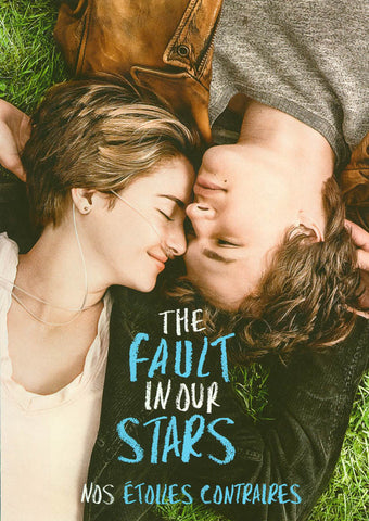 The Fault in Our Stars (Bilingual) DVD Movie