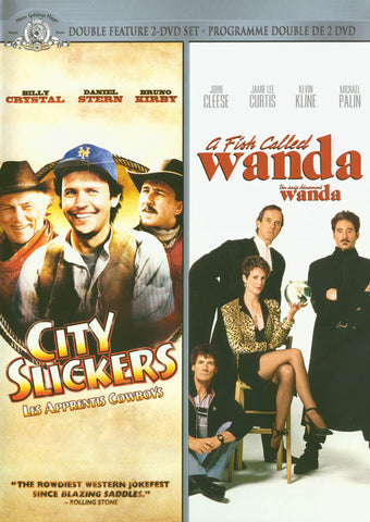 City Slickers / A Fish Called Wanda (Double Feature) (Bilingual) DVD Movie