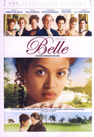 Belle (Bilingual) DVD Movie