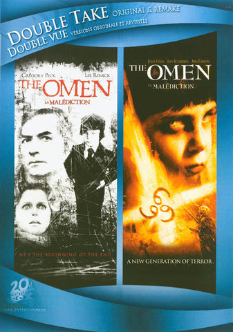 The Omen (Original & Remake) (Double Feature) (Bilingual) DVD Movie