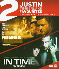 Runner Runner/In Time (Bilingual)(Double Feature)(Blu-ray)