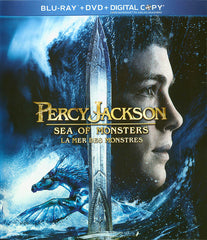 Percy Jackson: Sea Of Monsters (Blu-ray+DVD)(Bilingual)(Blu-ray)