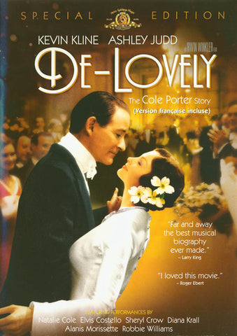 De-Lovely (Special Edition) (MGM) (Bilingual) DVD Movie