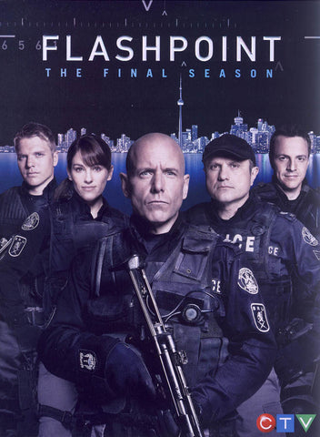 Flashpoint - The Final Season (Boxset) DVD Movie
