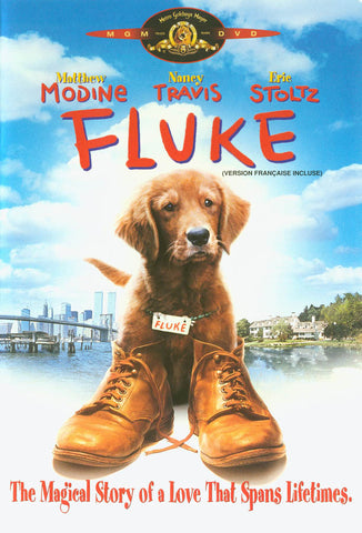Fluke (Bilingual) DVD Movie