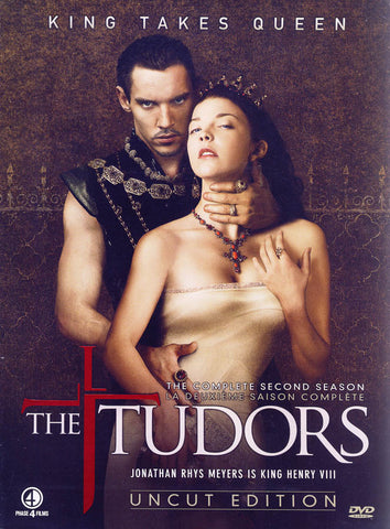 The Tudors: Complete Second Season (Bilingual) (Widescreen Uncut Edition) DVD Movie