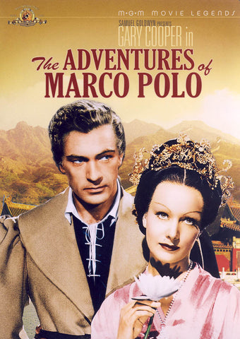 The Adventures Of Marco Polo (MGM) DVD Movie