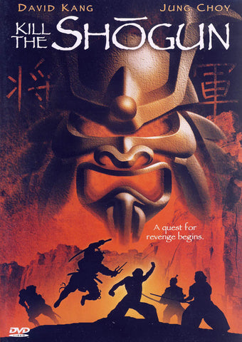 Kill the Shogun DVD Movie