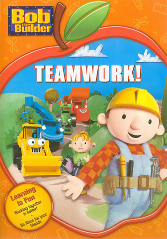 Bob The Builder - Teamwork! DVD Movie
