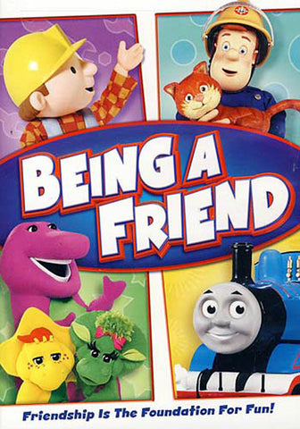 Being a Friend (Hit Favorites) DVD Movie