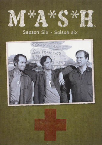 M*A*S*H Season 6 (Bilingual) DVD Movie
