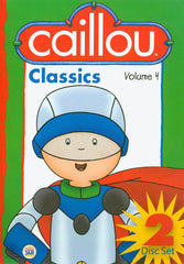 Caillou - Classics Collection 4