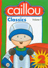 Caillou - Classics Collection 4 DVD Movie
