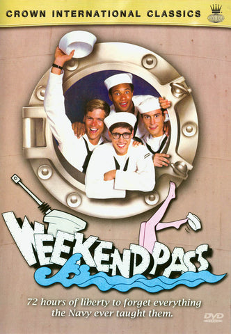 Weekend Pass DVD Movie