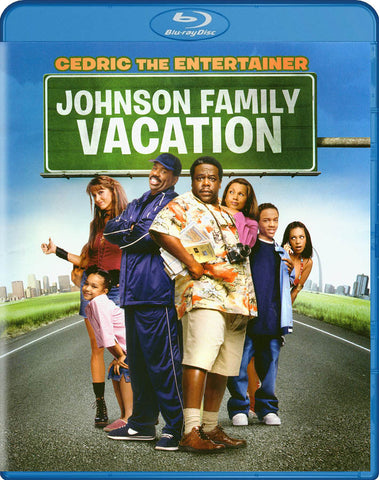 Johnson Family Vacation (Blu-ray) BLU-RAY Movie