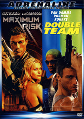 Maximum Risk / Double Team (Adrenaline Extreme Action Double Feature)