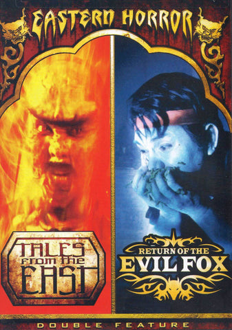 Eastern Horror - Tales From the East / Return of the Evil Fox DVD Movie