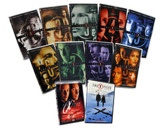 X-Files The Complete TV Series and Movie Collection (1-9 Pack + 2 Movies) (Boxset)