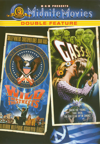 Wild in the Streets / Gas-s-s-s (Midnite Movies Double Feature) DVD Movie