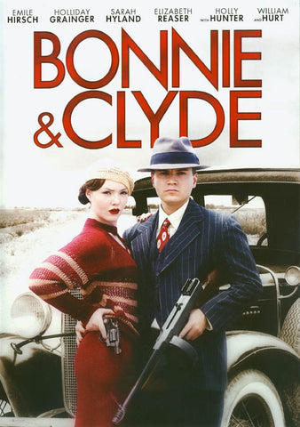 Bonnie & Clyde DVD Movie