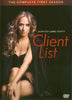 The Client List - Season 1 DVD Movie