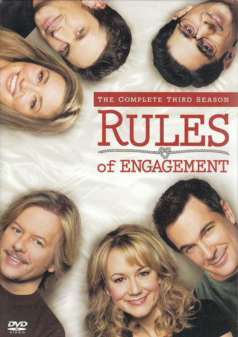 Rules of Engagement: Season 3 DVD Movie