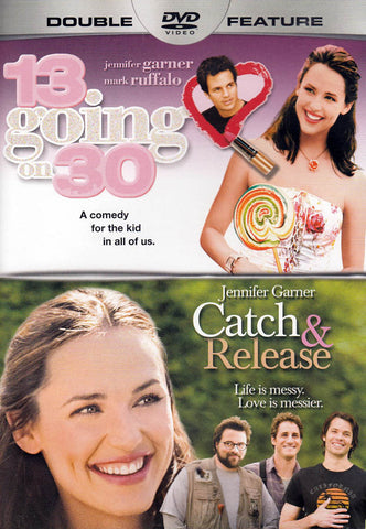 13 Going on 30 / Catch and Release (Double Feature) DVD Movie