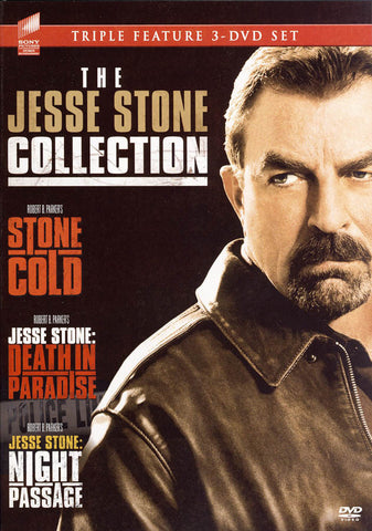 The Jesse Stone Collection (Stone Cold / Death In Paradise / Night Passage) (Triple Feature) DVD Movie
