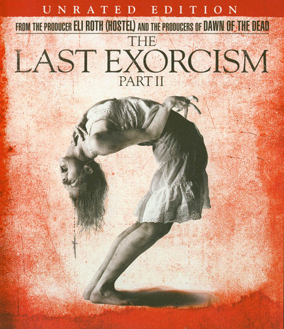 The Last Exorcism Part II (Blu-ray) BLU-RAY Movie