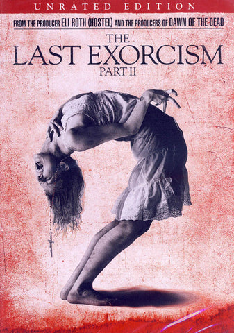 The Last Exorcism Part II DVD Movie