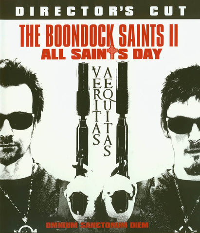 The Boondock Saints II: All Saints Day (Director s Cut) (Blu-ray) BLU-RAY Movie