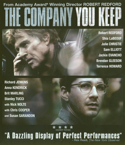 The Company You Keep (Blu-ray) BLU-RAY Movie