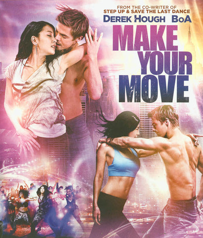 Make Your Move (Blu-ray) BLU-RAY Movie