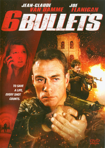 6 Bullets DVD Movie