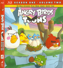 Angry Birds Toons: Season 1, Volume 2 (Blu-ray)