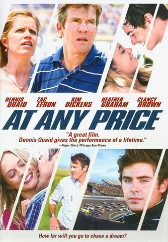 At Any Price DVD Movie