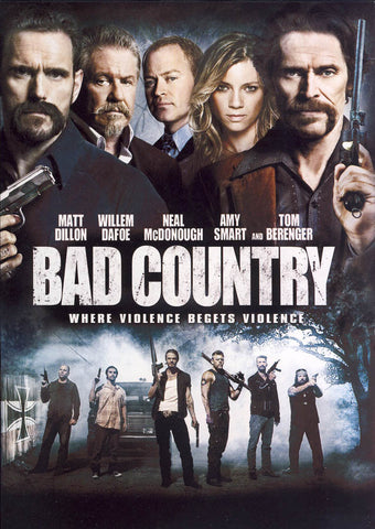 Bad Country DVD Movie
