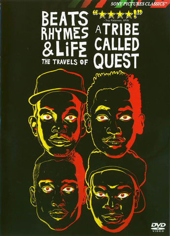 Beats, Rhymes & Life: The Travels of a Tribe Called Quest DVD Movie